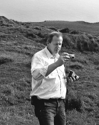 2007 in Irland: Mein Herantasten an die digitale Fotografie