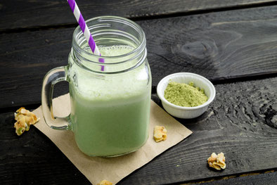 Greendoo Matcha Eiweiß Superfood