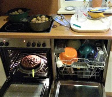 Leben mit der Energiewende TV - Weihnachtliche Küche