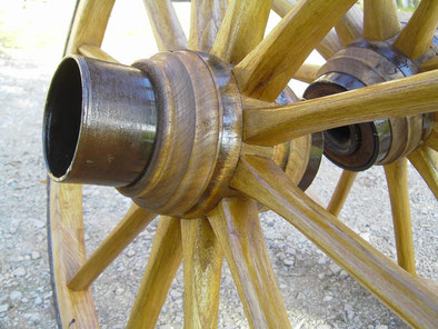 roue neuve