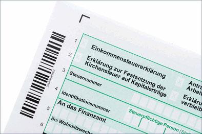 Einkommenssteuererklärung Berlin - Hilfe bei der Steuererklärung