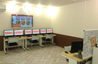 授業スペースの画像