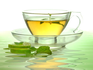 Grüner Tee eignet sich hervorragend für den Fettabbau