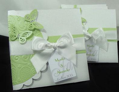 Hochzeitseinladungen, Hochzeit, Kartendesign, Karten Straßwalchen, Einladungskarten, Heß, Nicki