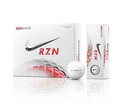 Logo Golfbälle, Golfbälle mit Aufdruck, Golfbälle bedrucken, bedruckte Golfbälle, Nike RZN White, Nike Golfbälle, Logo Golfbälle Nike, RZN White Golfbälle, Nike Golf, Nike Golfbälle, Logo Nike Bälle