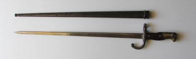 baionnette fusil gras 1874