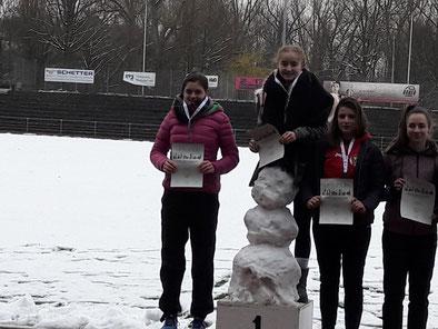 ...der Schneemann hat gewonnen...zumindest was die Temperaturen anging ;-)