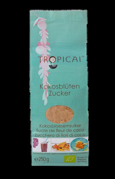 Bio-zertifizierter Kokosblüten-Zucker von den Philippinen