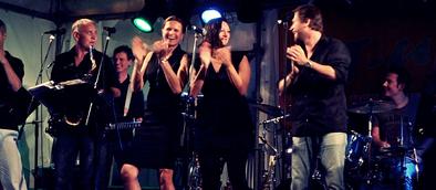 Band 4T ´up; Foto: David Drechsel