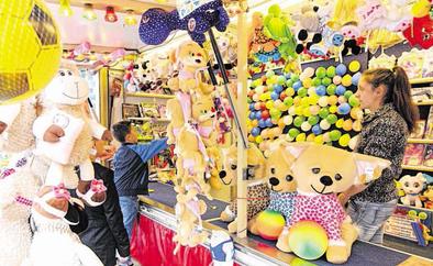 Für Kinder haben sich die Organisatoren – die Gesellschaft für Stadtmarketing Stolberg e.V. – einige Attraktionen einfallen lassen. Fotos: Archiv
