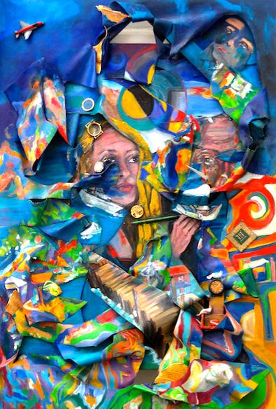 Inner Workings by Nancy Calef