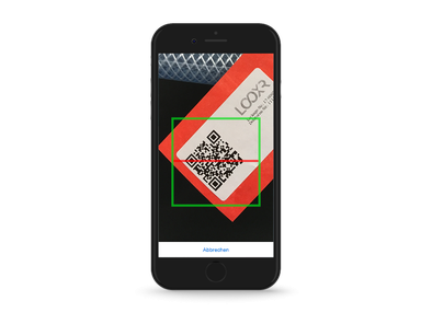 QR-Code System to eliminate all Leaks
