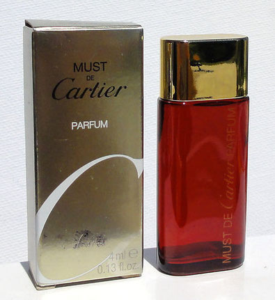 MUST - PARFUM 4 ML