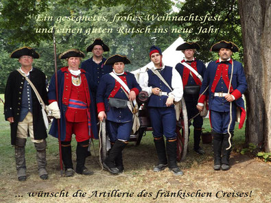 Artillerie des fränkischen Creises