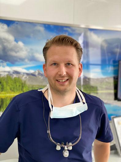Zahnarzt Philipp Utermann Apensen