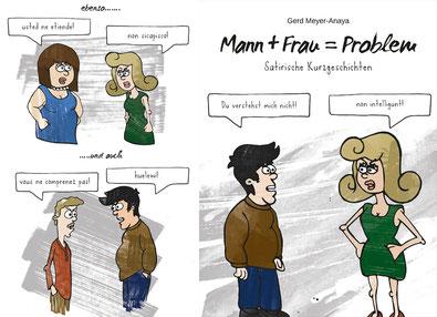 Cover Mann + Frau = Problem