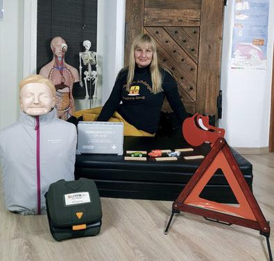 Erste Hilfe für Fahrschüler Hannover