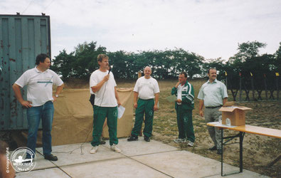 4. Heidewanderpokal am 23.08.2003 in Merkwitz