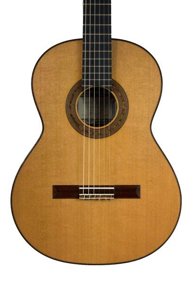 Jasper Sender, classical guitar