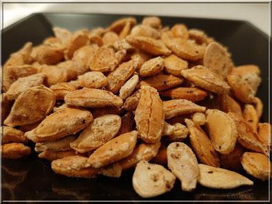 graines apéritives maison recette