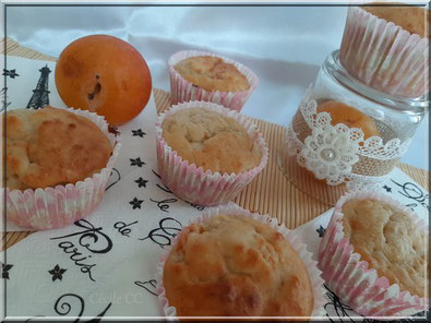 muffin prune flocon avoine