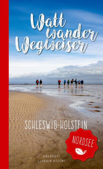 Wattwanderwegweiser Schleswig-Holstein, Nordsee