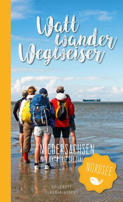Wattwanderwegweiser Niedersachsen, Nordsee