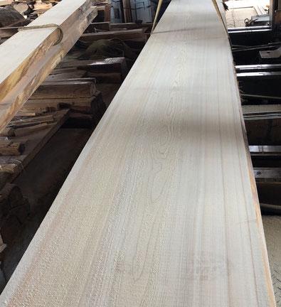 桧 檜一枚板