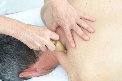 Triggerpunktmassage in der Gesundheits-Oase Baldingen, Nähe Bad Zurzach, Lengnau, Döttingen