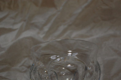 グラスのカット修理