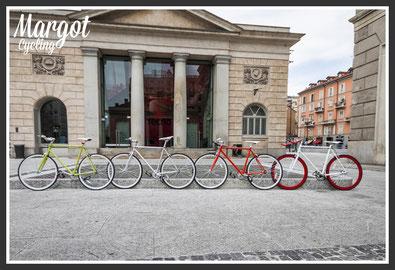 Bici Margot a scatto fisso e libero a Milano