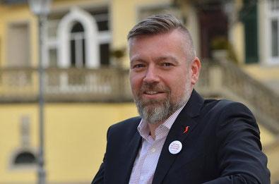 Brian Müschenborn, Geschäftsführer TrauerHaus Müschenborn oHG