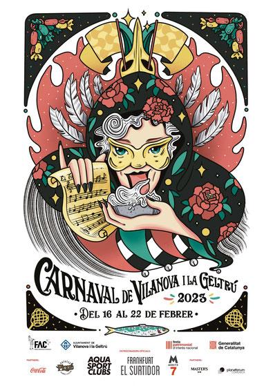 Programa del Carnaval de Vilanova i la Geltrú
