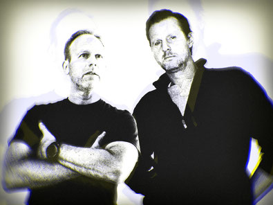 Members of Frontwave Machine are: Dirk Schmalen and Holger Müller