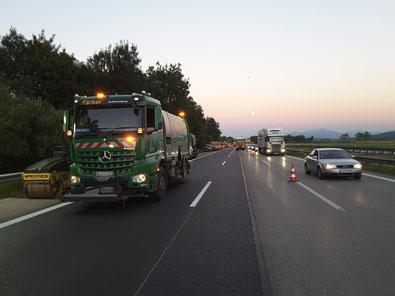 Autohahn A8 Schmölzl