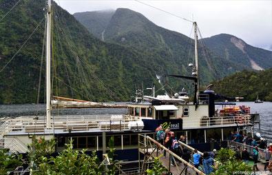 - Croisière Doubtful Sound - Nouvelle-Zélande - Real journey