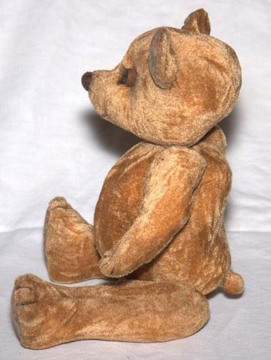 Классический мишка Тедди выкройка