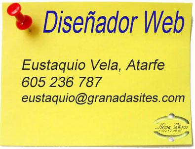 Eustaquio Vela - Diseñador Web desde Atarfe (Granada)