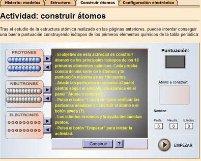 Configuracin electrnica pgina web de cienciasnaturalesjmrr configuracin electrnica urtaz Choice Image