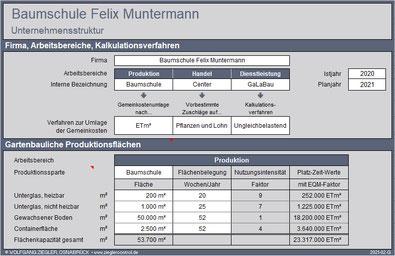 Mehrspartenbetriebe: Profitcenter-Rechnung für unterschiedlich kalkulierende Leistungsbereiche