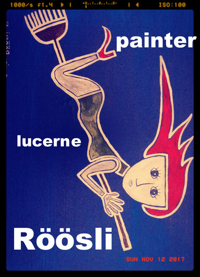 exhibitions lucerne art artist gallery painter buy pictures roeoesli ,