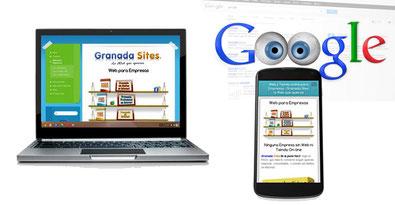 Google penalizará webs que no sean responsive