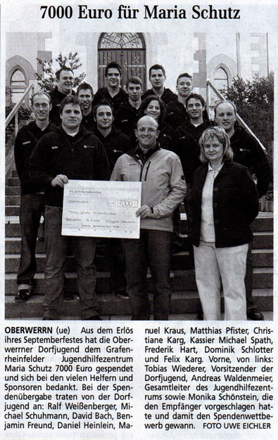 29.10.2008 Schweinfurter Tagblatt