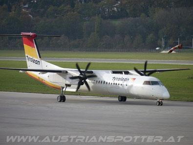 Tyrolean Airways 1980 - 2015