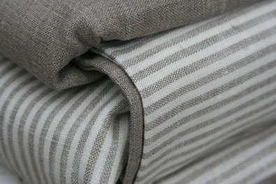Linen Bedding Sets, 100% Pure Linen, UK