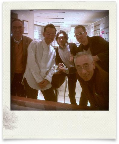 """Zu Besuch bei """"Lunettes du Jura"""" im Herzen Tokios, einem der bekanntesten Optikgeschäfte Japans"""
