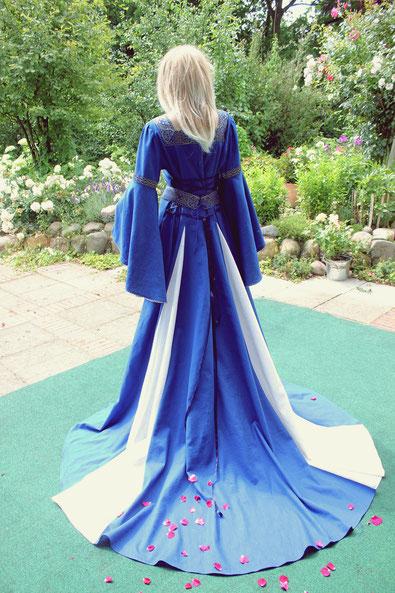 Brautkleid,Mittelalter gewand,hochzeit
