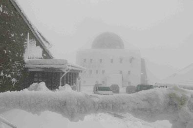 Wer Schnee sucht, muss auf den Brocken