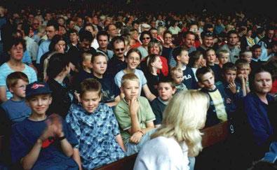 Jugendfahrt zu den Karl May- Festspielen
