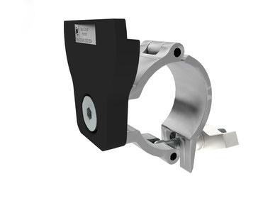 OnTruss BackCover Holder LongNose - Clamp / Schelle | Zum schnellen & einfachen Anbringen von Planen, Bannern und Stoffen an Traversen...